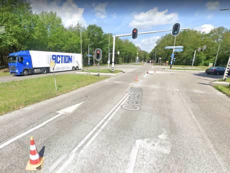 'Slimme' verkeerslichten zorgen twee dagen voor stevige hinder bij automobilisten aan entree van Oss