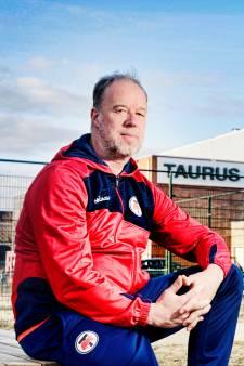 Vertrekkende volleybalcoach Erik Gras is kritisch: 'Met Taurus konden we de volgende stap niet maken'