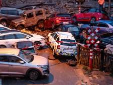 Voitures emportées et personnes relogées: les dégâts sont conséquents à Dinant
