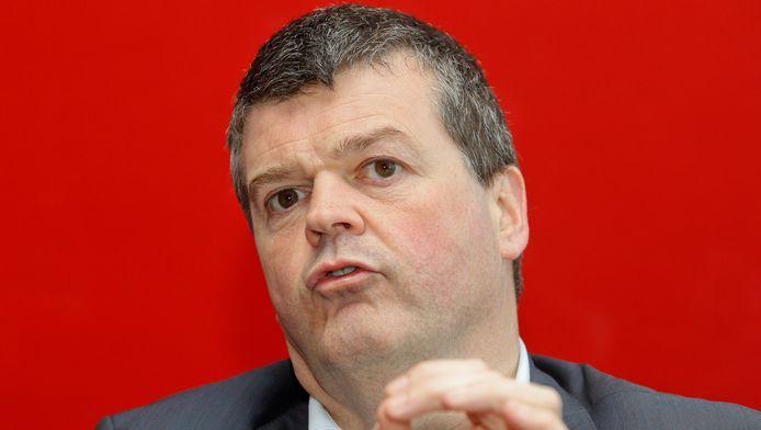 Bart Somers (Open Vld), burgemeester van Mechelen.