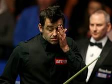 O'Sullivan valt in slaap tijdens snookerwedstrijd