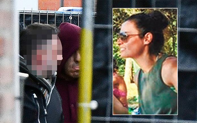 """""""Ridouan ne la harcelait pas, ils étaient encore en couple"""", nuance l'avocat du suspect"""