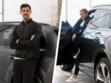Nouveaux bolides pour Eden Hazard, Thibaut Courtois et les stars du Real