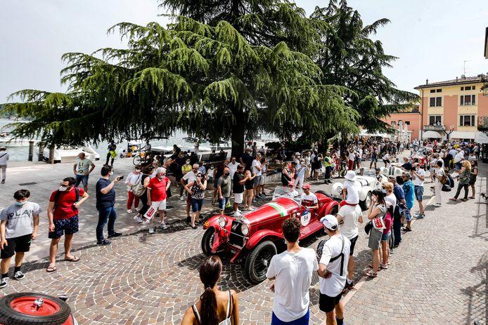Alfa Romeo 6C 1750 Gran Sport Carr. Sport uit 1930