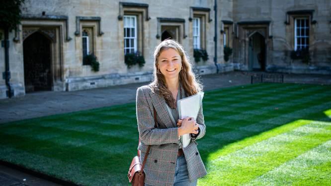 La princesse Elisabeth fait sa rentrée à Oxford et nous offre une visite guidée du campus