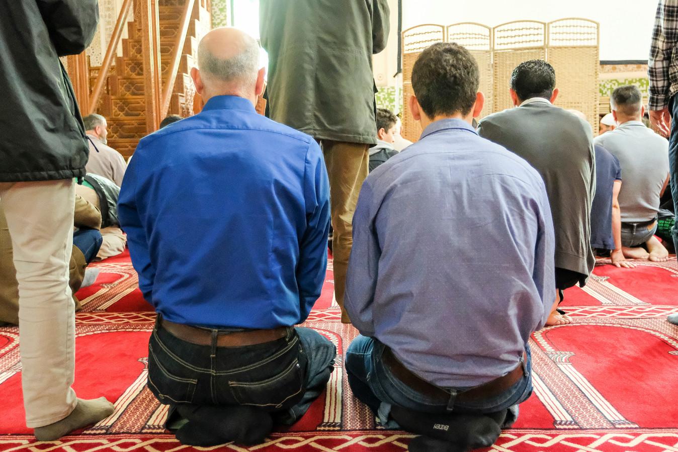Grote Moskee Brussel.