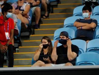 Organisatie Australian Open laat vanaf morgen 7.477 toeschouwers per sessie toe