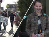 High five voor leerlingen Ostrea: 'Blij dat school opengaat'