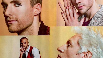 """""""Mijn adrogyne kantje, ik hou daarvan"""": de female touch in Boris Van Severen, Niels Pittomvils, Yemi Oduwale en Rick de Leeuw"""