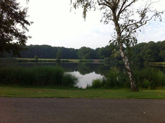 Recreatiegebied Het Hoefsven in Waalwijk.