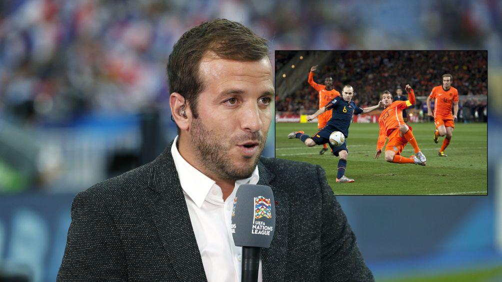 Van der Vaart wekt woede in Spanje: 'Die woorden onthouden we zeker als we tegen Oranje spelen'