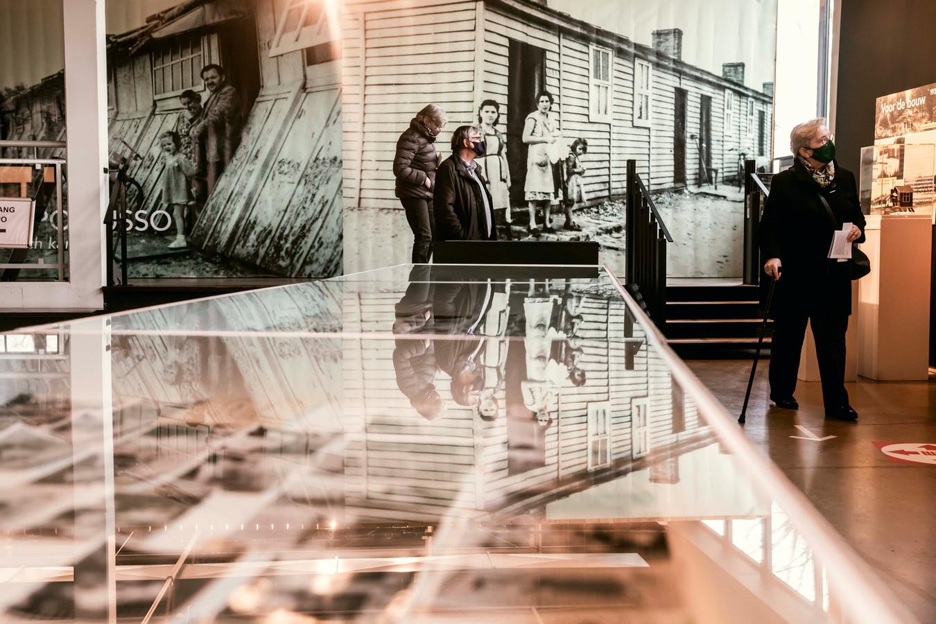 De tentoonstelling is in CC Maasmechelen te bezoeken.