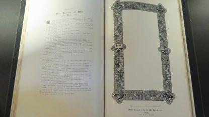 Zeldzame publicatie over koperen topstuk Yper Museum