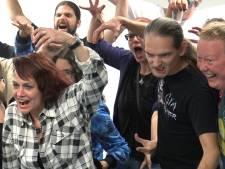 Levensechte zombies teisteren Zoetermeer