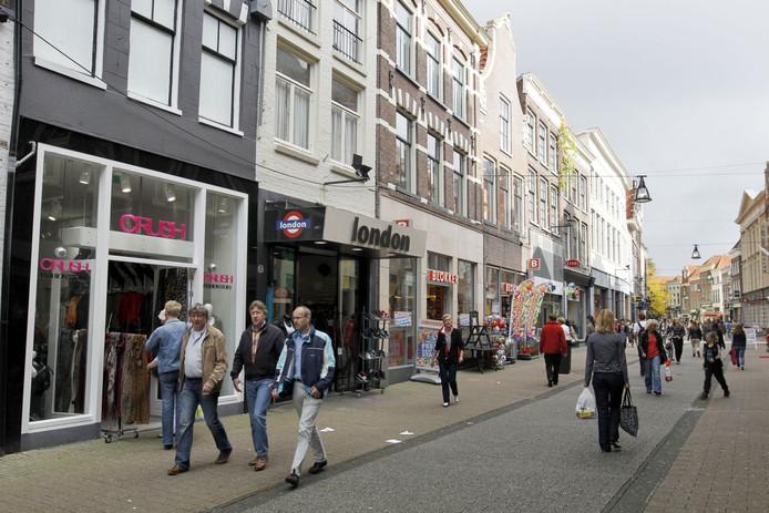 Diezerstraat Zwolle.