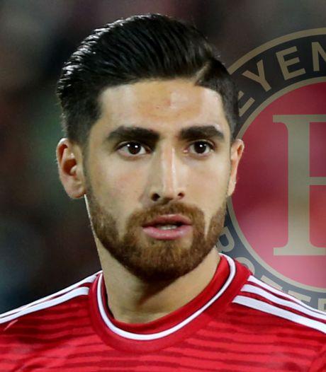 Feyenoord heeft met Jahanbakhsh vervanger Berghuis binnen: 'Ik had geen twijfel'