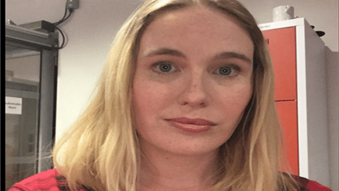Deze vrouw kreeg ongewenste foto van onbekende man en reageerde op de meest briljante manier