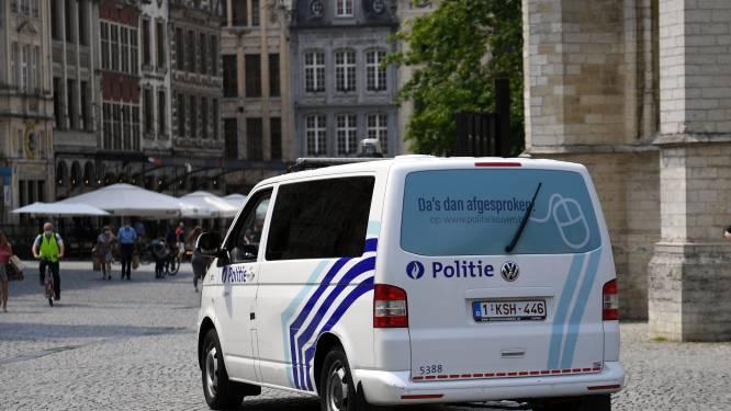 Verschillende pv's tijdens verkeerscontrole in Leuven