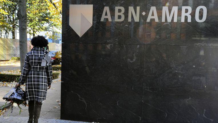 Het exterieur van ABN Amro op de Zuidas. Beeld anp