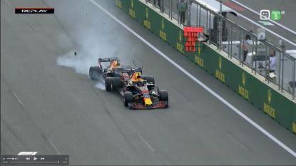 """Niki Lauda: """"Aanrijding 70% schuld van Verstappen"""" (maar de wedstrijdleiding duidt ook Ricciardo als schuldige aan)"""
