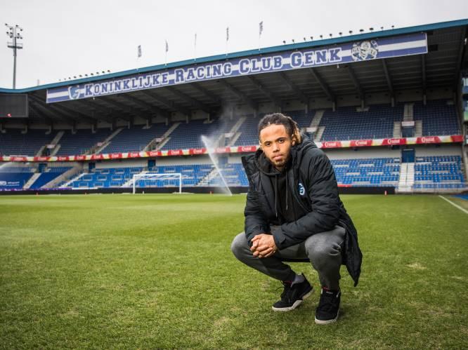 """Theo Bongonda is naar eigen zeggen te lang in Genk: """"Ik voel me hier goed, maar ik wil mezelf ook blijven uitdagen"""""""