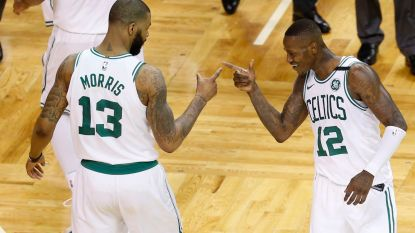 Boston stoot door, Golden State wint vlot van New Orleans in de NBA