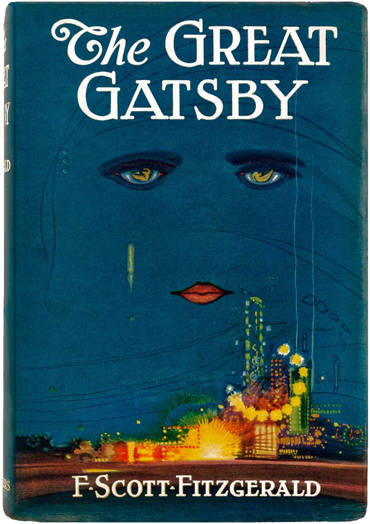 Illustratie Francis Cugat. Charles Scribner's Sons, 1925. Beeld Simon & Schuster