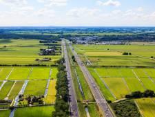Automobilisten de sjaak: oprit A12 bij Waarder richting Den Haag komende week onbereikbaar