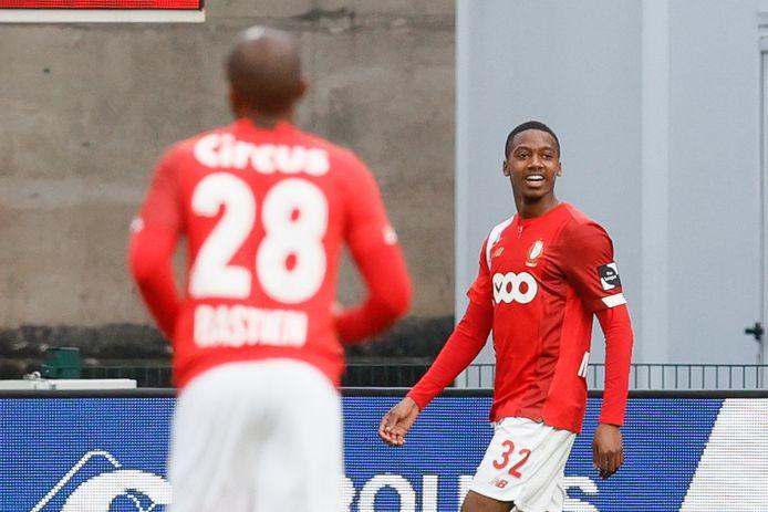 Michel Ange Balikwisha is vertrokken naar Antwerp.