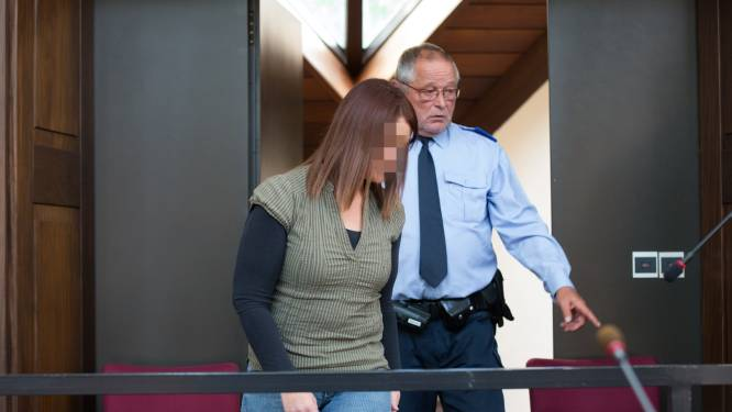 Petra Vandenbussche krijgt 18 jaar cel voor gifmoord op haar zoontje Aron