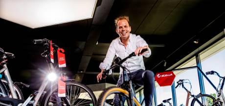 De e-bike zit in de lift: 'Niet meer bezweet op kantoor aankomen'