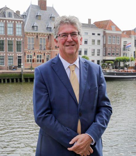 Edo Haan (64) nog zes jaar langer burgemeester van Maassluis