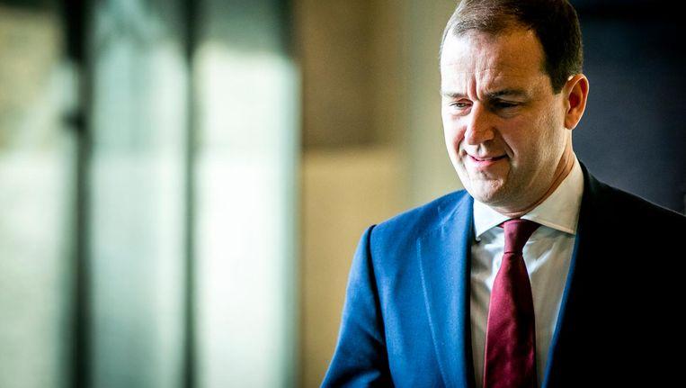 Lodewijk Asscher: de Grondwet is ouders en kinderen niet altijd tot steun Beeld ANP