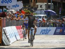 Hamilton wint vierde etappe Tirreno-Adriatico, Kelderman zesde