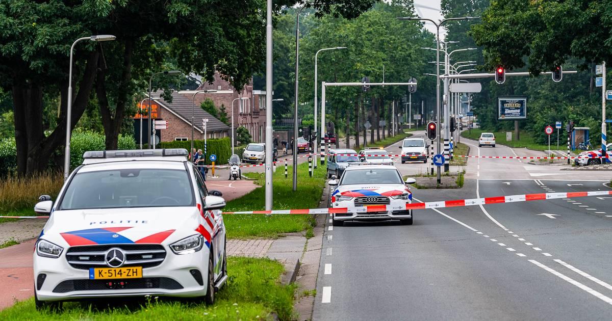 Motorrijder komt om het leven bij ongeluk in Tilburg.