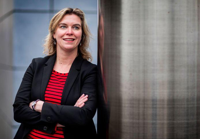 Kristel Lammers, directeur van het Nationaal Programma Regionale Energie Strategie.