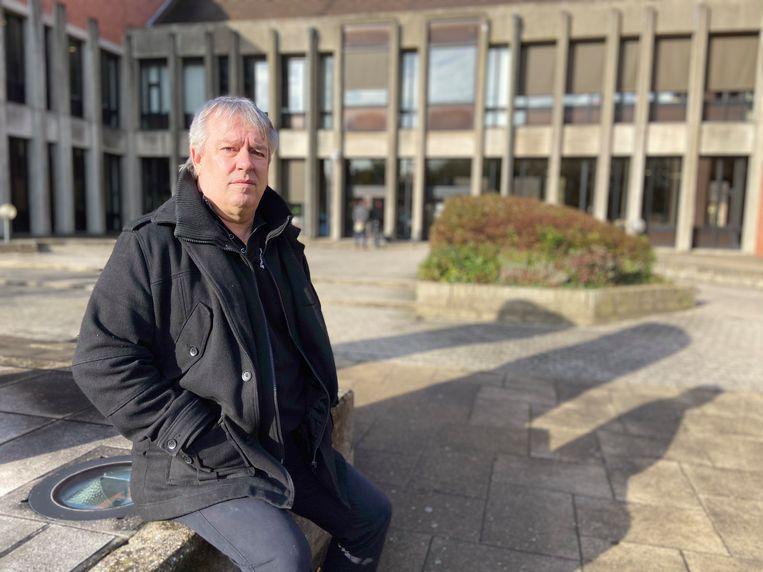 Thierry Berre (56)  draagt naar eigen zeggen nog steeds de gevolgen van het zinloos geweld.