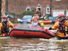 Overstroming Engeland niet met simpele dijk op te lossen