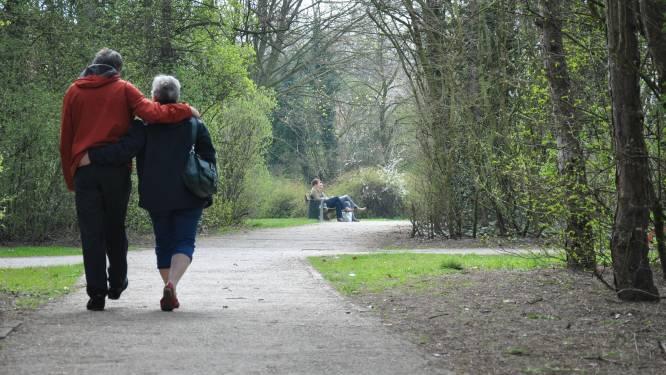 Zelzate onderzoekt of het verlichting kan plaatsen in gemeentepark