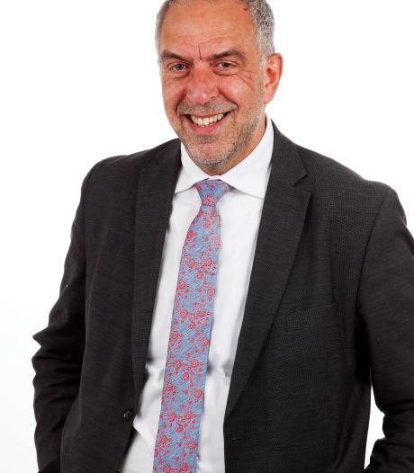 Wethouder Bert  van Swam stopt komende lente