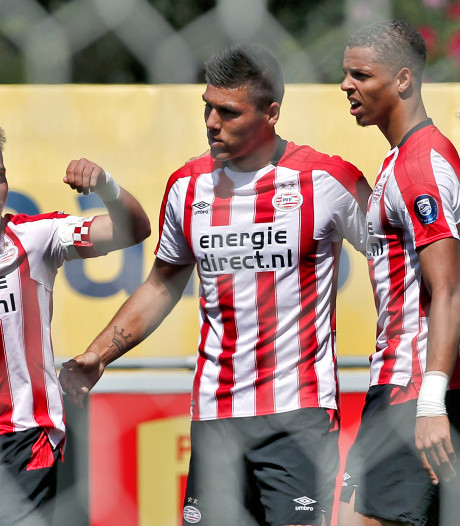 Piroe maakt zijn naam als goaltjesdief waar bij Jong PSV