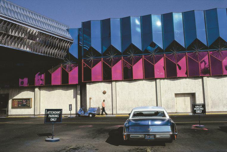 Het Stardust Casino in Las Vegas. Beeld rv Harry Gruyaert