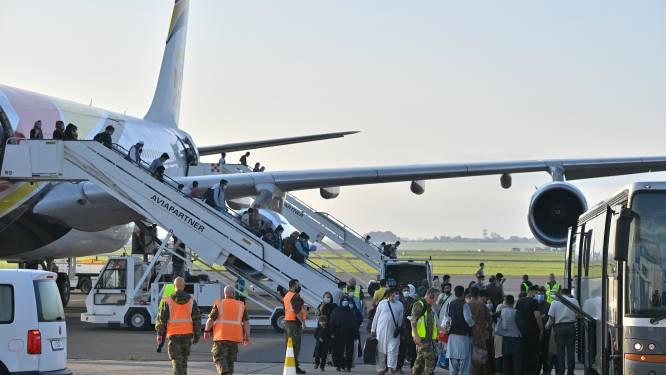 Opnieuw vliegtuig met 258 geëvacueerden aan boord geland in Melsbroek
