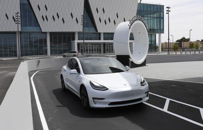 Archiefbeeld Tesla