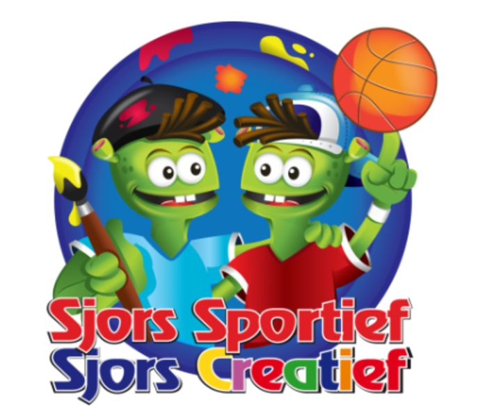 Logo van Sjor Sportief en Sjors Creatief