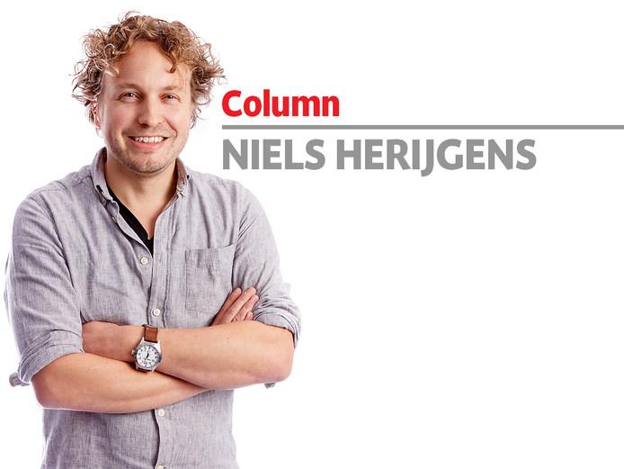 """Columnist Niels Herijgens: ,,Die grap van Youp van 't Hek over dat ringbaardje werkt niet meer."""""""