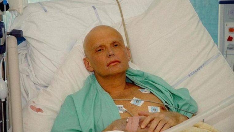 Litvinenko stierf in 2006 na een vreselijke doodstrijd van drie weken. Beeld UNKNOWN