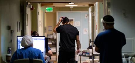 Près de 130.500 nouvelles contaminations et 1.769 morts en 24h aux Etats-Unis