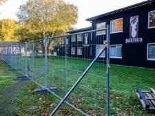 Park Den Alerdinck bijna klaar voor komst coronabesmette asielzoekers