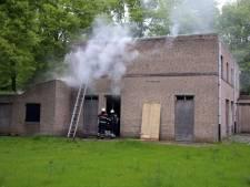 Brand in leegstaande Vincentiuskerk Eindhoven